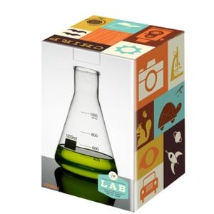 Other - Erlenmeyer Bar Flask Decanter